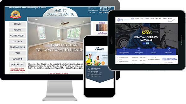 Handyman, Construction, Automotive, Websites