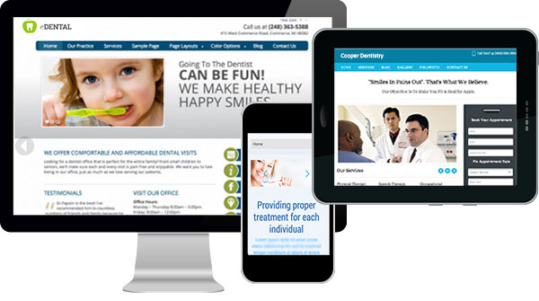 Why you need a website for your dental prractice