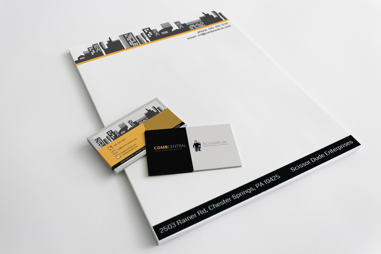 Silverwood Studios Print Design
